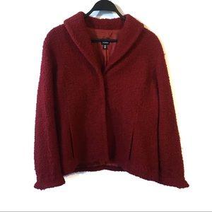 Eileen Fisher Wool Blend Jacket